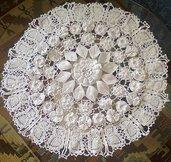 Centro tavola con farfalle