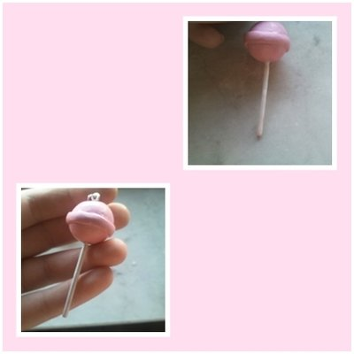 Collana lollipop