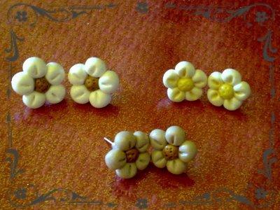 orecchini mille fiori, mille colori...