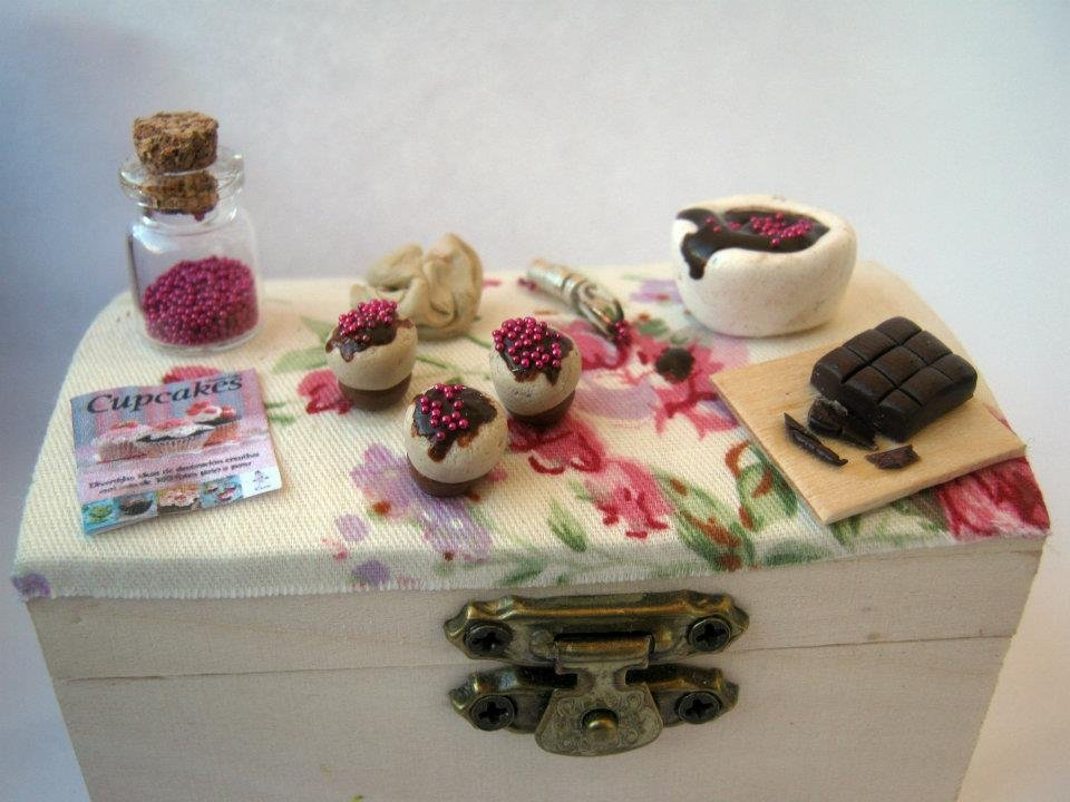 scatolina cupcakes