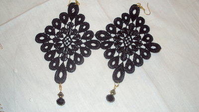 Dark Earrings