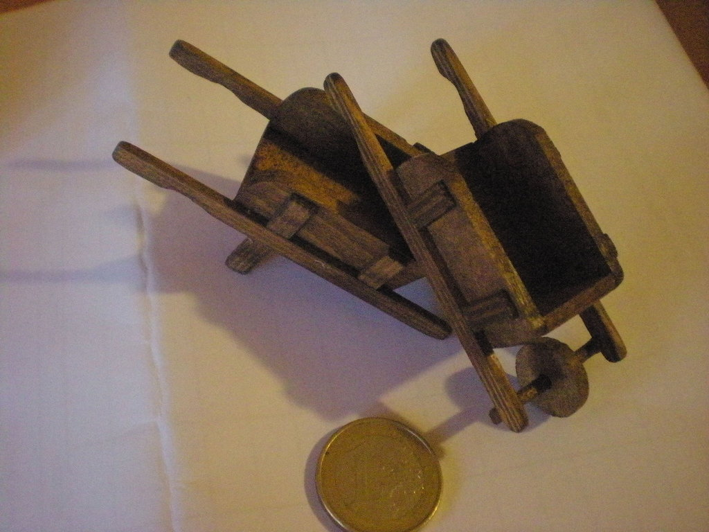 Cariolina in miniatura