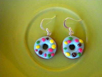 orecchini donut