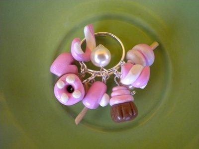 anello panna & fragola