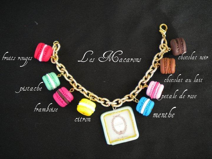 bracciale Macarons