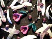 orecchini Campanule