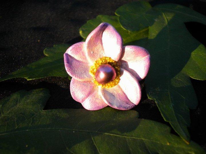 anello violetta