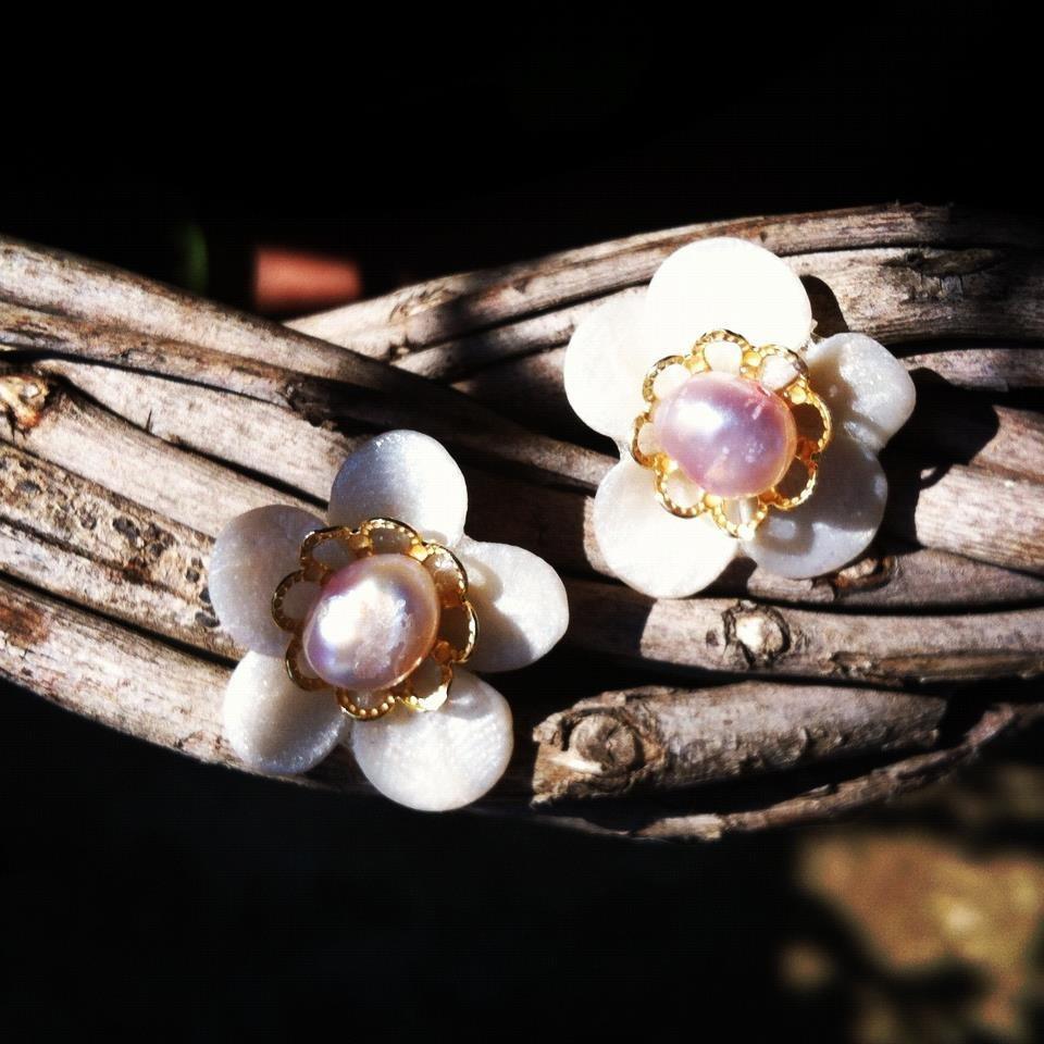 orecchini Luz de Hielo