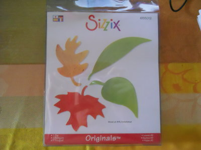fustella foglie big shot