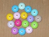 16 perle a disco 16mm colorate vend.
