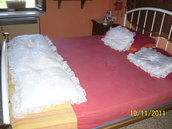 cuscinone fondopiedi + cuscini