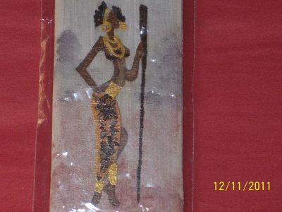 collane etniche ( donna guerriera)