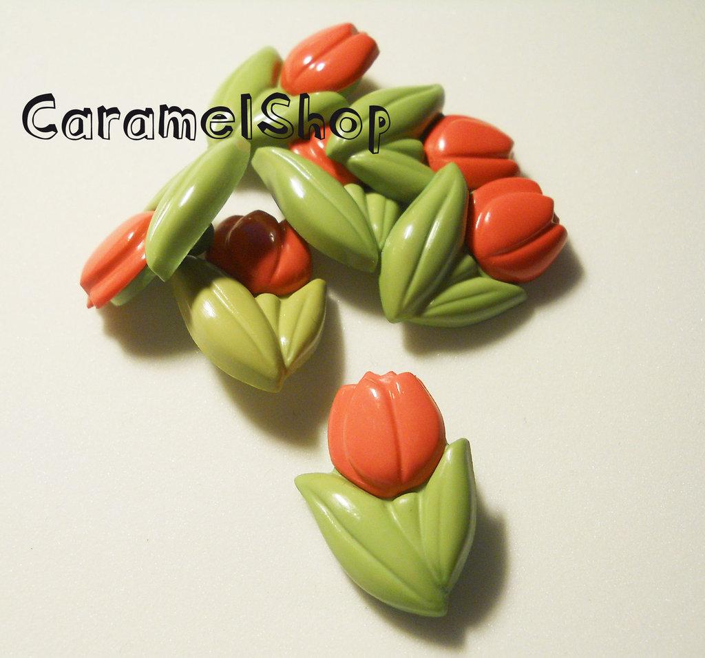 Bottoni Tulipano