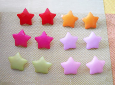 Bottoni stelle