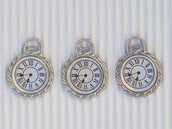 3 charms orologio 20mm vend.
