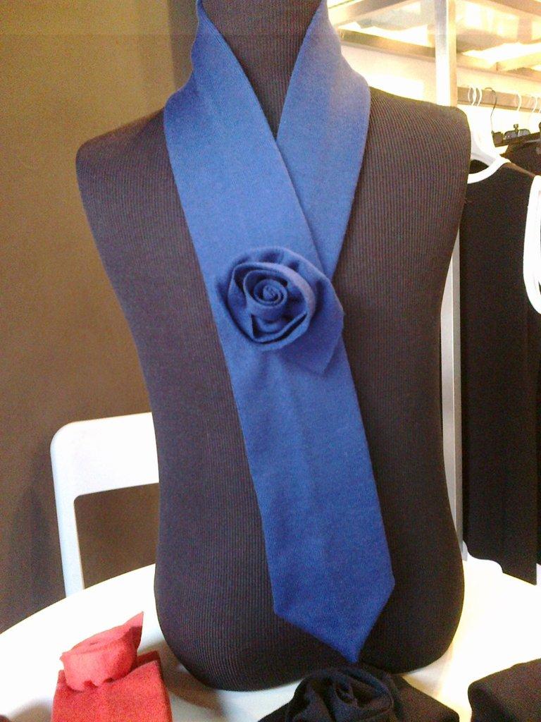 Cravatta donna