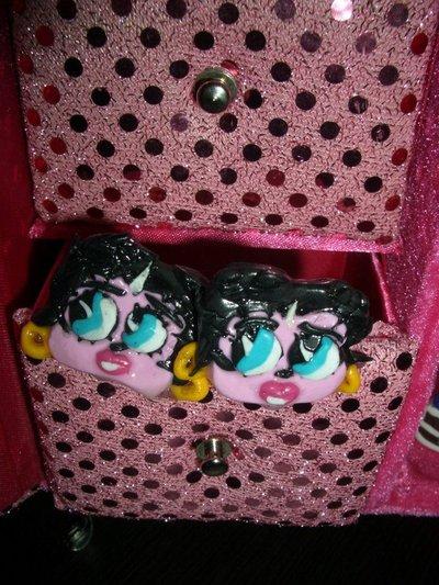 Orecchini Betty Boop