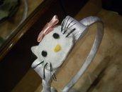 Cerchietto Hello Kitty
