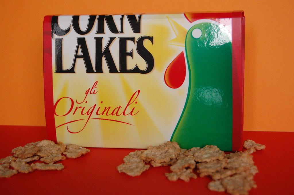 Portafoglio cereali Kellogg's