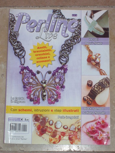 PERLINE LIVE N. 1