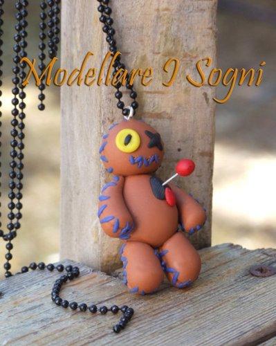 Voodoo Doll - Bambolina Voodoo - Halloween 2012