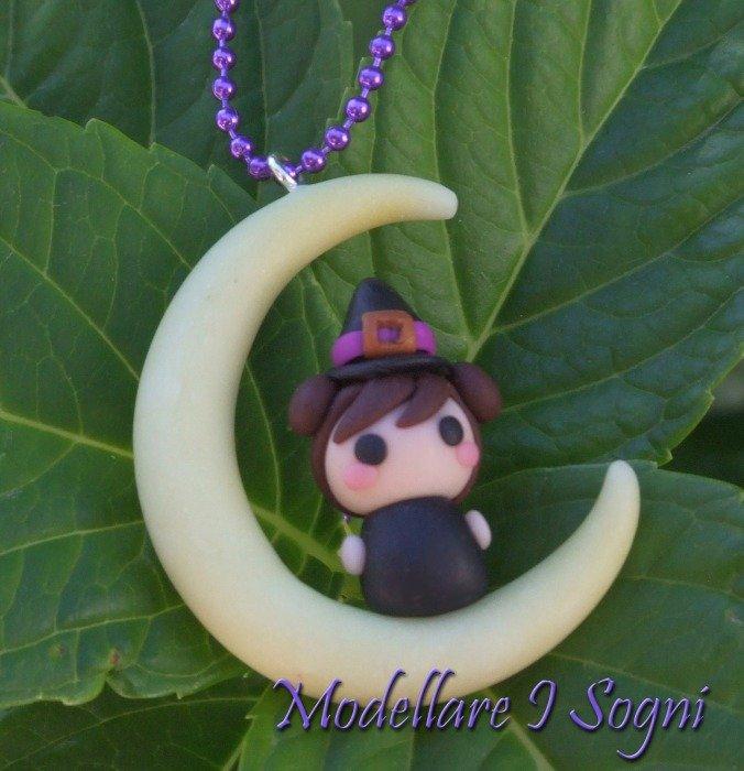 Babily Strega su Luna Collana - Necklace - Halloween 2012