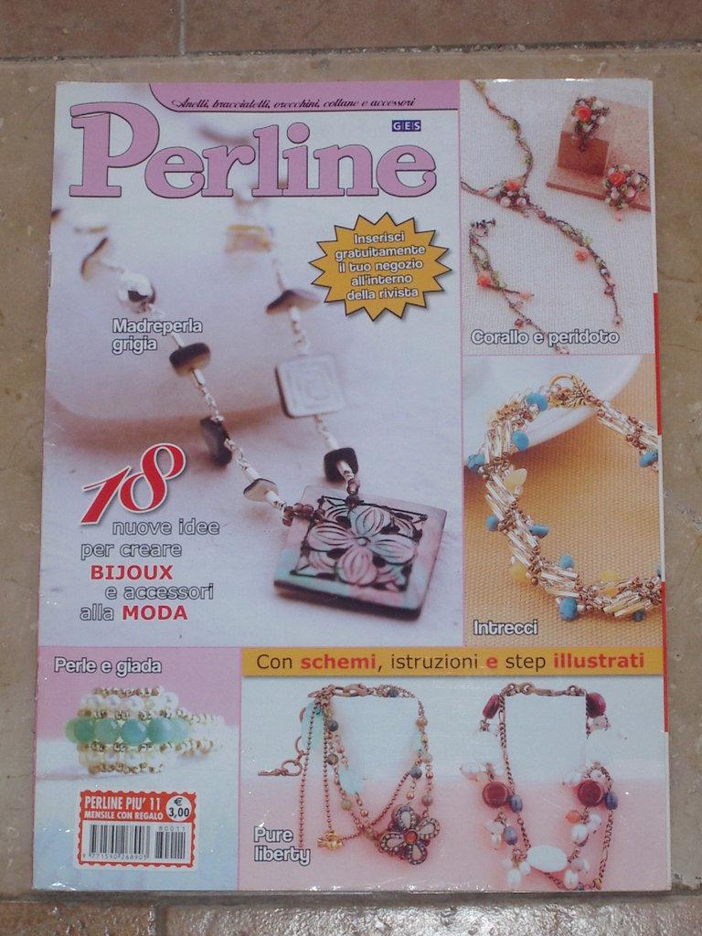 PERLINE + N. 11