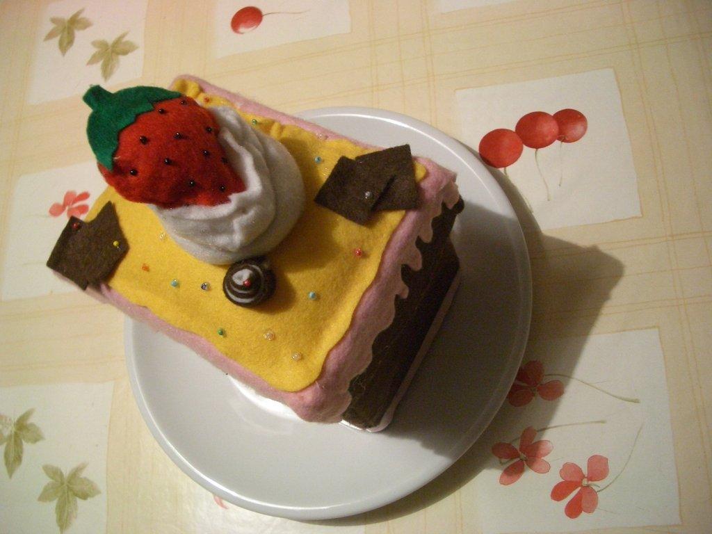 Porta gioie torta
