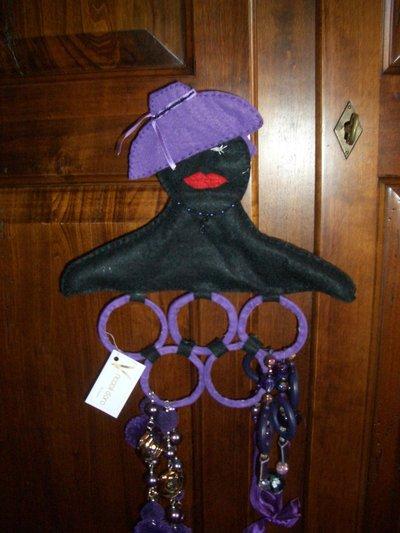 Porta foulard/collane