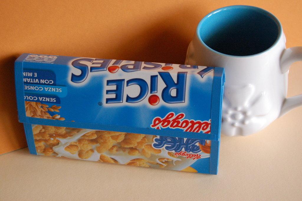 Portafoglio cereali Rice Krispies
