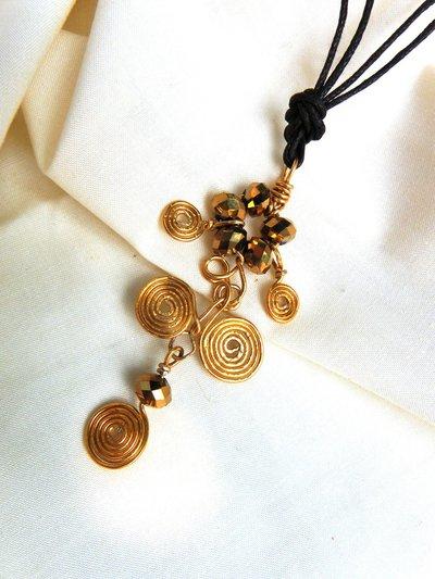 fiore dorato wire