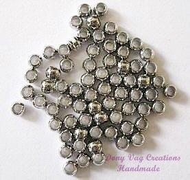 cod. M08   schiaccini silver