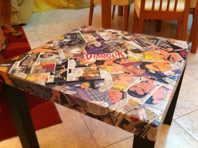 tavolo Diabolik