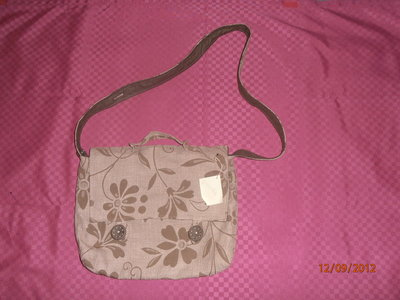 B15 Borsa cartella double face-------double face bag