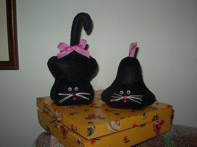 I gattini di halloween