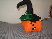 zucchetta di halloween