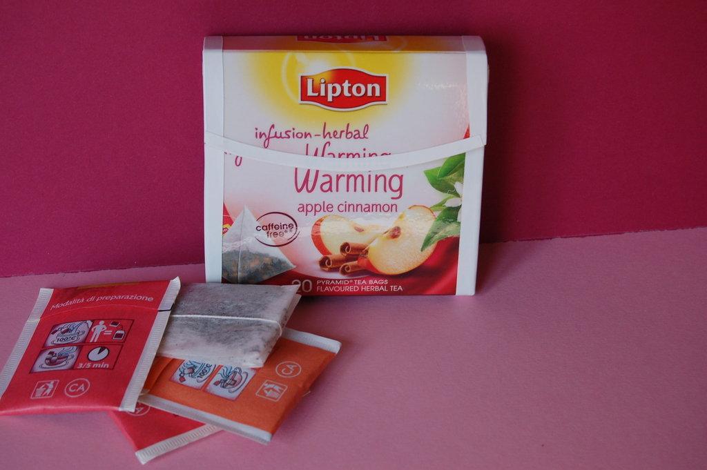 Portamonete Lipton