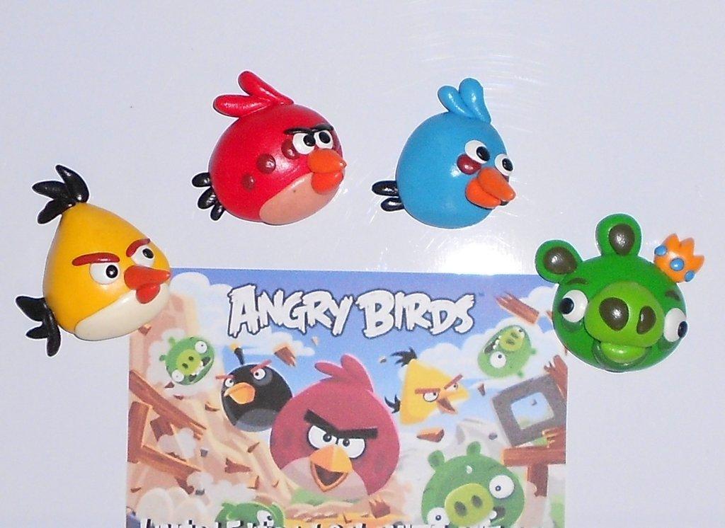 Calamite Angry Bird