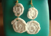 Earrings Fimo