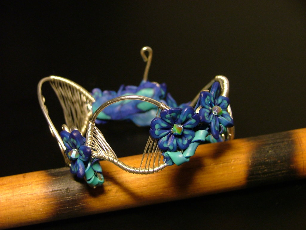 Bracciale Silver Blue