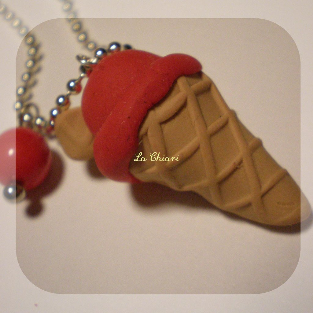 ICE-CREAM#2 necklace