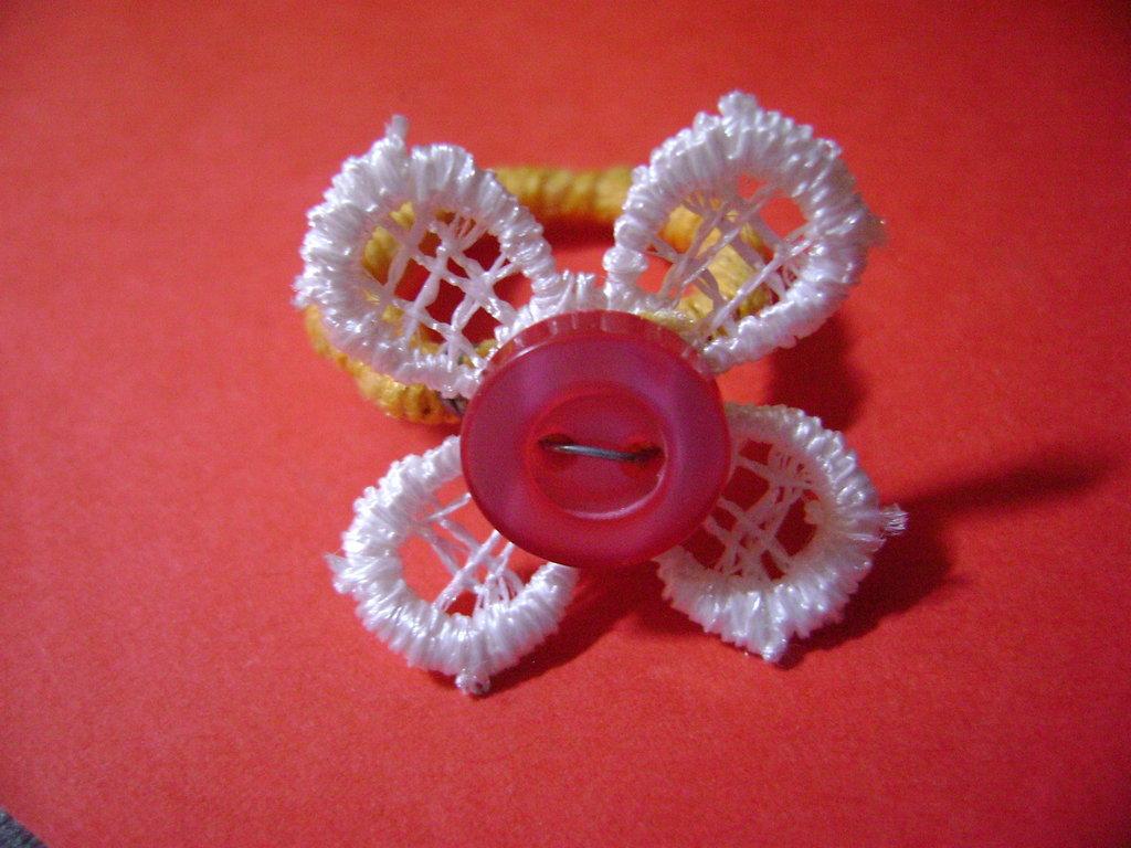 "Anello ""Flower"""