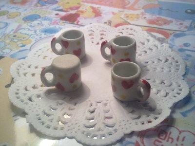 Tazze da thè in ceramica