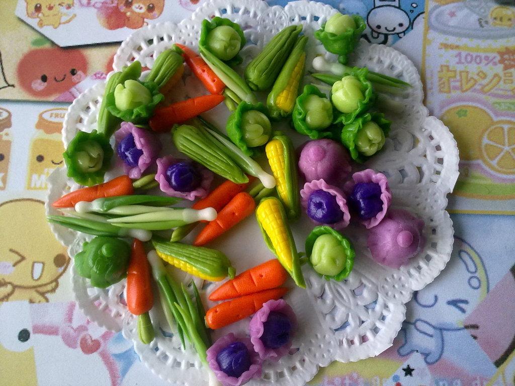 Verdure miniatura