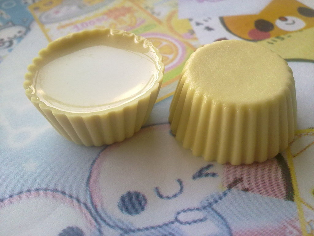 Base cupcake M color crema