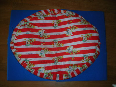 cuscino per massaggio del neonato