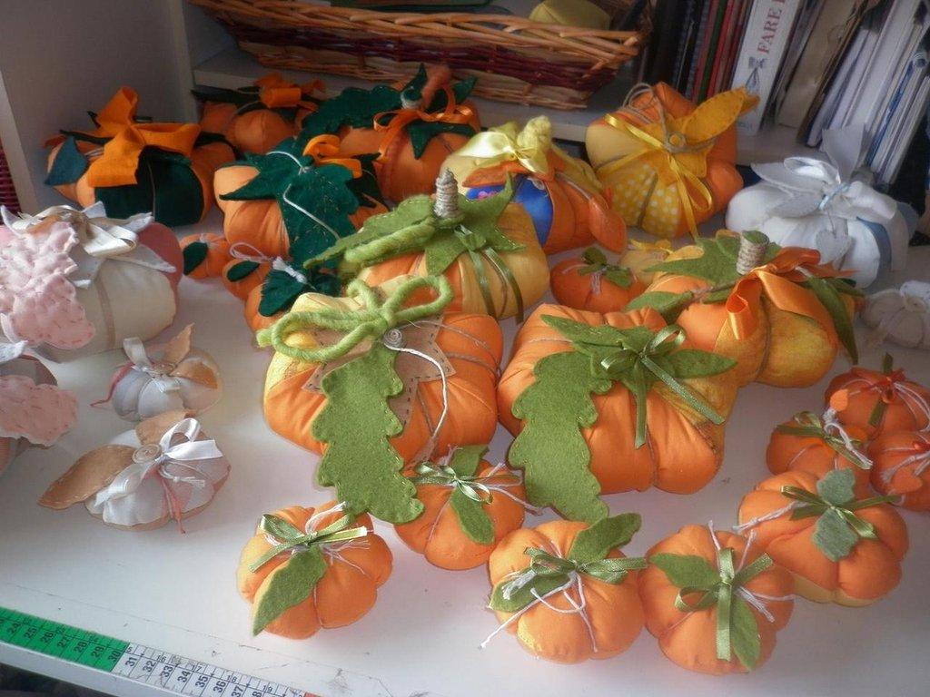 zucche decorativa