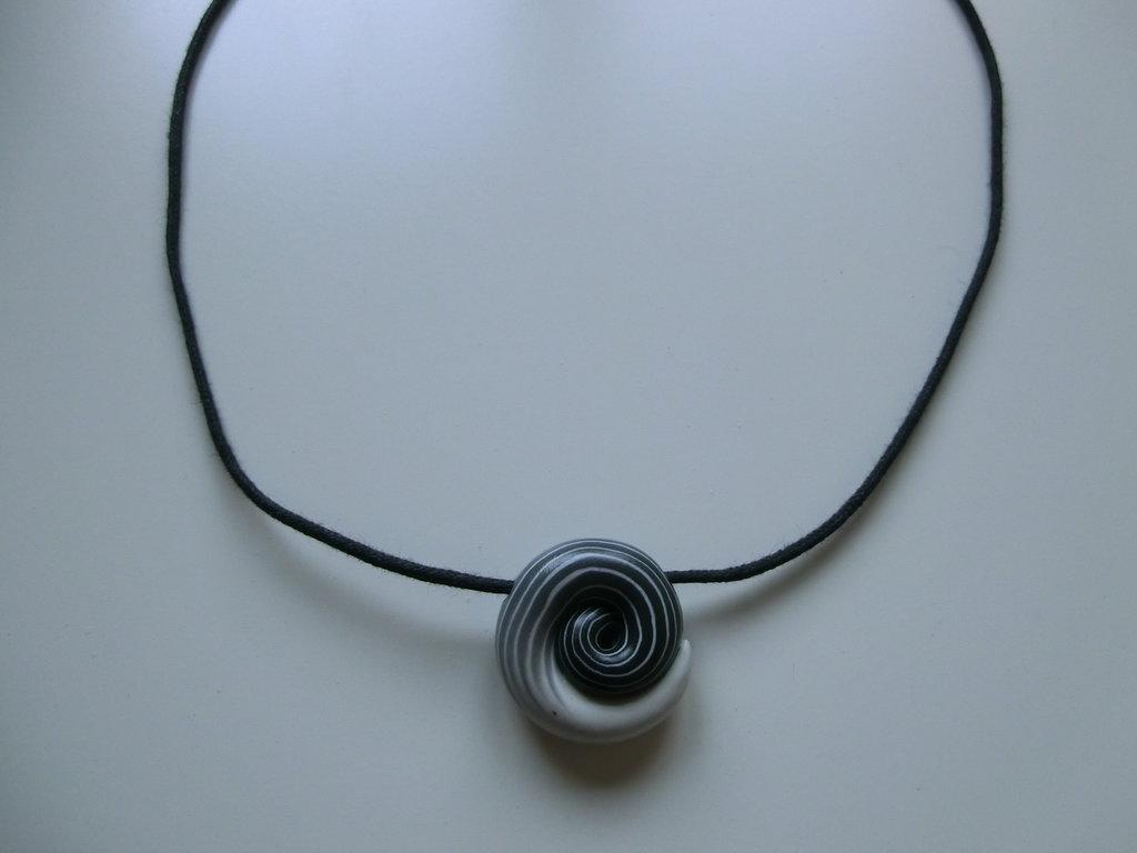 Chiocciolina black&white