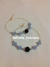 orecchini --- earrings