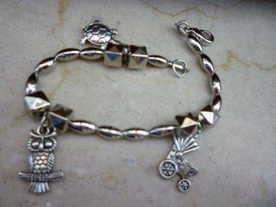 bracciale con charms